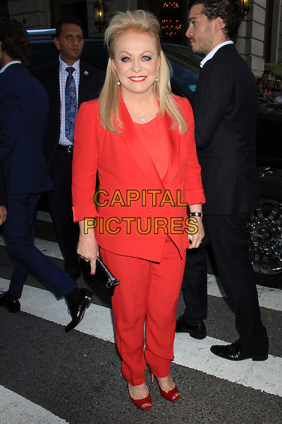 NEW YORK, NY - JULY 17: Jacki Weaver at the New York Premiere of &quot;Magic in the Moonlight&quot; at the Paris Theatre on July 17, 2014 in NEW YORK CITY<br /> CAP/LNC/TOM<br /> &copy;TOM/LNC/Capital Pictures
