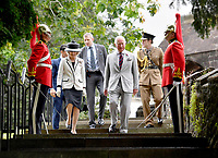 01 July 2019 - Wales, UK - Prince Charles Prince of Wales during a memorial service in Cardiff to mark the 60th anniversary of the Welsh Cavalry. <br /> CAP/ADM/ALPR<br /> ©ALPR/ADM/Capital Pictures