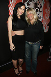 Jayden James and Robin Byrd at The Ultimate Super Bowl Party Hosted by Lisa Ann, Jayden James and Britney Shannon at Headquarters Gentlemen's Club, NY