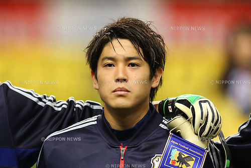 Atsuto Uchida (JPN), .FEBRUARY 6, 2013 - Football / Soccer : .KIRIN Challenge Cup 2013 Match between Japan 3-0 Latvia .at Home's Stadium Kobe in Hyogo, Japan. .(Photo by Akihiro Sugimoto/AFLO SPORT)