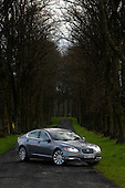 for motoring - Jaguar XF - picture by Donald MacLeod 29.04.08