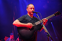 LONDON, ENGLAND - MARCH 12: Dave Matthews of the 'Dave Matthews Band' performing at Eventim Apollo on March 12, 2019 in London, England.<br /> CAP/MAR<br /> &copy;MAR/Capital Pictures