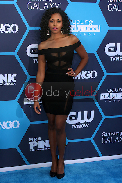 Mishael Morgan<br />