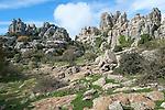 Spain: El Torcal de Antequera Natural Park