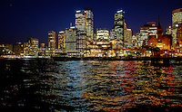 SYDNEY, 5 Juy 2013 - Circular Quay at dusk. Photo Sydney Low