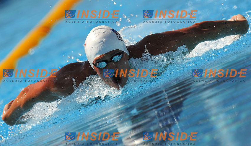 Roma 29th July 2009 - 13th Fina World Championships From 17th to 2nd August 2009....Swimming heats..Men's 200m individual medley..Ryan Lochte (USA)....photo: Roma2009.com/InsideFoto/SeaSee.com