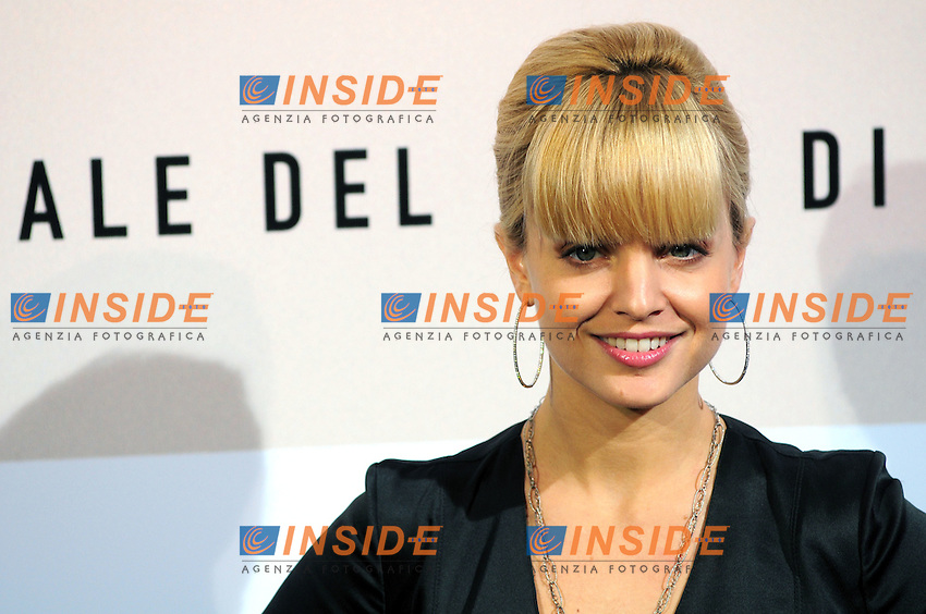 Third edition of the Rome International film festival<br /> Mena Suvari<br /> Photocall 'The Garden of Eden'<br /> Roma 26/10/2008<br /> Photo Luca Cavallari Insidefoto