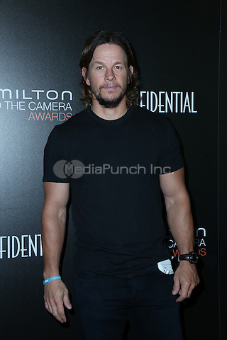 LOS ANGELES, CA - NOVEMBER 06: Mark Wahlberg arrives at the 9th Hamilton Behind The Camera Awards at Exchange LA on November 6, 2016 in Los Angeles, California. (Credit: Parisa Afsahi/MediaPunch).