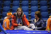 SCHAATSEN: HEERENVEEN: 17-06-2014, IJsstadion Thialf, Zomerijs training, Team Corendon, Lotte van Beek, ©foto Martin de Jong