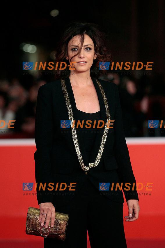 Alessia Barella<br /> Roma 11-11-2013 Auditorium <br /> Festival Internazionale del Film di Roma<br /> Rome Film Festival <br /> Red Carpet<br /> Foto Samantha Zucchi / Insidefoto