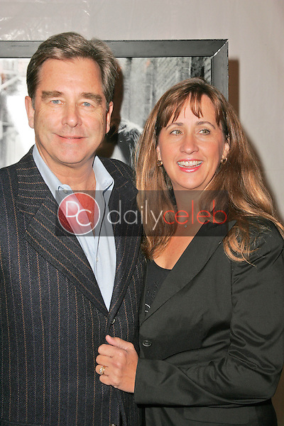 """Beau Bridges and wife Wendy<br /> at the celebrity screening of """"Walk The Line"""", Academy of Motion Picture Arts and Sciences, Beverly Hills, CA 11-10-05<br /> David Edwards/DailyCeleb.Com 818-249-4998"""