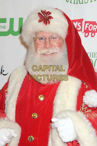 29 November 2015 - Hollywood, California - Santa Claus. 84th Annual Hollywood Christmas Parade held on Hollywood Blvd. <br /> CAP/ADM/BP<br /> &copy;BP/ADM/Capital Pictures