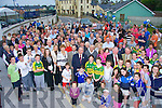 PRESIDENT: The President of the GAA Nicky Brennan on Saturday who officially opened Pa?irc Ui? Ealaithe, Ballyrichard, Tralee were the Healy Family and many of KOR Club Members past and present and invited guest attended the ceremony..   Copyright Kerry's Eye 2008