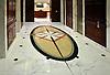 Custom Hoffler Medallion in Nero Marquina, Jerusalem Gold, Persian Gold, Rosa Verona, Jura Grey polished<br /> Virginia Beach, VA