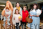 Kingdom Cosplay Festival : Attending the Kingdom Cosplay Festival at the Listowel Arms Hotel on Sunday last were ethan MccOrmack, Mark the Lion, Ann, Eva & Ben Quincey & Shannon McCormack.