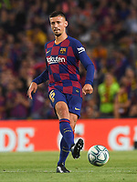 FOOTBALL: FC Barcelone vs Real Betis - La Liga-25/08/2019<br /> Clement Lenglet (FCB)  <br /> 25/08/2019 <br /> Barcelona - Real Betis  <br /> Calcio La Liga 2019/2020  <br /> Photo Paco Largo/Panoramic/insidefoto