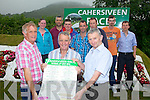 Cahersiveen races all set to proceed on Sunday 27th July a little earlier this year, pictured here the hard working committee behind one of the oldest race meeting in the country front l-r; Liam Musgrave(Secretary), John Joe O'Neill(Vice-Chairman), Tom Quirke(Chairman), back l-r; Marion Cournane, Cristóir Cournane, T.J.Daly, Michael O'Shea, Maurice Collins, Conor Daly & Jeffrey Quirke.  First race off at 1:30pm.