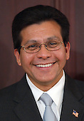 Washington, D.C. - April 20, 2005 -- United States Attorney General Alberto Gonzales attends the signing of the Bankruptcy Reform Bill in Washington, D.C. on April 20, 2005.  <br /> Credit: Ron Sachs / CNP
