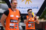 09.05.2015, Muenster, Schlossplatz<br /> smart beach tour, Supercup MŸnster / Muenster, Hauptfeld<br /> <br /> Aufschlag / Service Jonathan Erdmann<br /> <br />   Foto &copy; nordphoto / Kurth