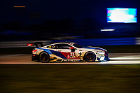 #25 BMW TEAM RLL (USA) BMW M8 GTE GTLM TOM BLOMQVIST (GBR) CONNOR DE PHILLIPPI (USA) COLTON HERTA (USA)