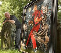 31/07/09 Scottish artist's Thriller