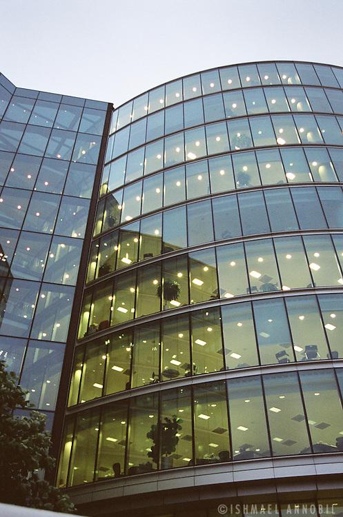 GLASS HOUSE, OFFICE BUILDING IN LONDON BRIDGE