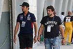 KUALA LUMPUR, MALAYSIA - May 28: Mohd Fahrizal Hasan of Malaysia, Malaysia Championship Series Round 1 at Sepang International Circuit on May 28, 2016 in Kuala Lumpur, Malaysia. Photo by Peter Lim/PhotoDesk.com.my