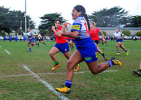 190406 Wellington Women's Rugby - Norths v MSP