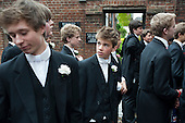 Schoolboys at Eton College.