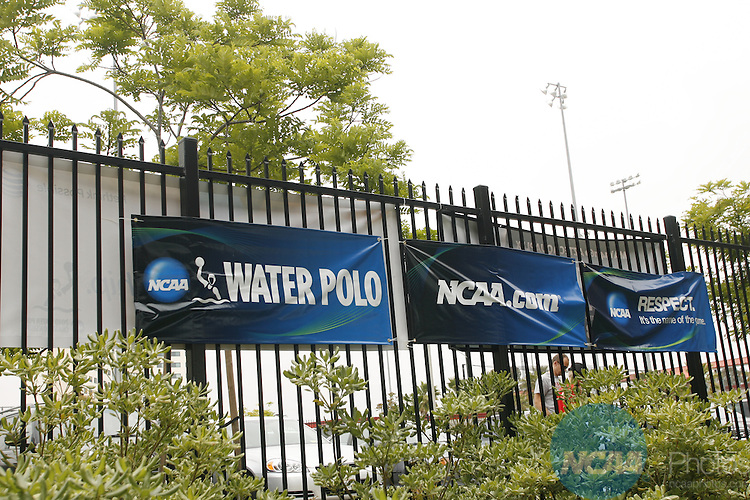 16 MAY 2010:  The University of Michigan takes on UCLA during the Division I Women's Water Polo Fifth Place Game held at the Aztec Aquaplex on the San Diego State University campus in San Diego, CA.  Jamie Schwaberow /NCAA Photos