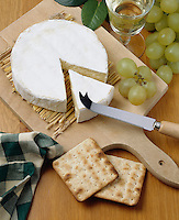 France: Brie Cheese | Frankreich: Brie Kaese