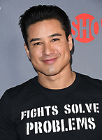 01 December 2018 - Los Angeles, California - Mario Lopez. Heavyweight Championship Of The World 'Wilder vs. Fury' held at The Staples Center. <br /> CAP/ADM/BT<br /> &copy;BT/ADM/Capital Pictures