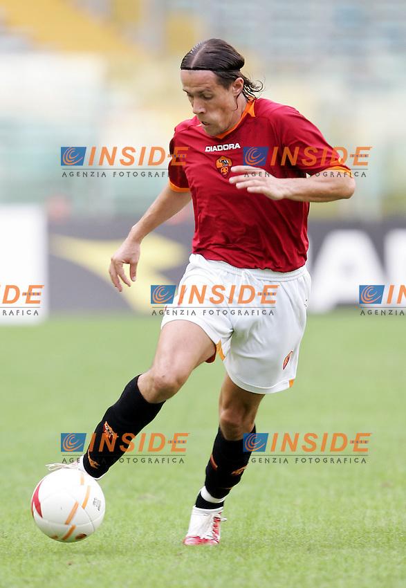 Rodrigo Taddei (Roma)<br /> Italian &quot;Serie A&quot; 2006-2007<br /> 22 Oct 2006 (match day 7)<br /> Roma - Chievo (1-1)<br /> &quot;Olimpico&quot; Stadium - Roma - Italy<br /> Photographer: Andrea Staccioli Inside