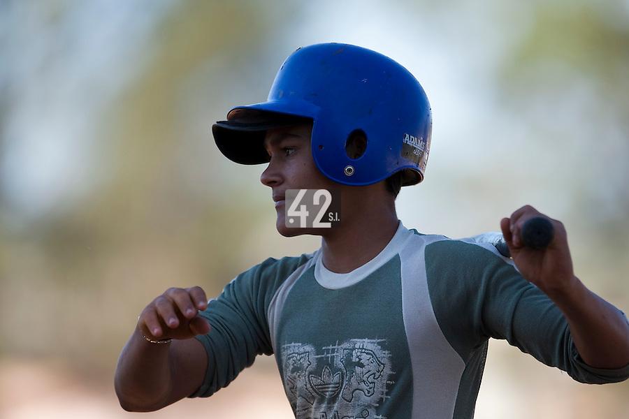 BASEBALL - POLES BASEBALL FRANCE - TRAINING CAMP CUBA - HAVANA (CUBA) - 13 TO 23/02/2009 - CUBAN PLAYER