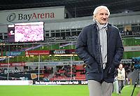 FUSSBALL   1. BUNDESLIGA   SAISON 2011/2012    15. SPIELTAG Bayer 04 Leverkusen - 1899 Hoffenheim                  02.12.2011 Rudi Voeller (Bayer 04 Leverkusen)