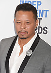 SANTA MONICA, CA - FEBRUARY 25: Actor Terrence Howard attends the 2017 Film Independent Spirit Awards at the Santa Monica Pier on February 25, 2017 in Santa Monica, California.