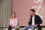 The Young and The Restless actors Melissa Ordway & Jason Thompson on February 16, 2019 for a fan q & a, meet and great with autographs and photo taking hosted by Soap Opera Festival's Joyce Becker at the Hollywood Casino in Columbus, Ohio. (Photos by Sue Coflin/Max Photos)