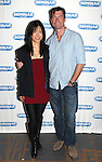 Hettienne Park & Jerry O'Connell.attending the 'SEMINAR' Come Meet The New Broadway Cast at the Roundabout Reharsal Studios in New York on 3/28/2012