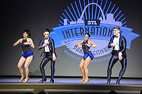 International Bachata Salsa Kizomba Dance Festival at River City Hotel and Casino in St. Louis, MO on June 20, 2014.