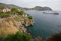 CT-Lipari Sicily, Aeolian Islands & Archeo Museum