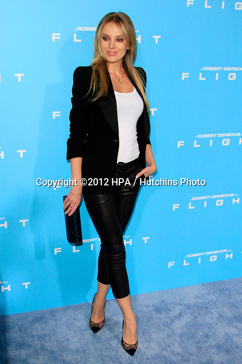 """LOS ANGELES - OCT 23:  Bar Pali arrives at the """"Flight"""" Premiere at ArcLight Cinemas on October 23, 2012 in Los Angeles, CA"""