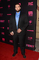 HOLLYWOOD, CA - SEPTEMBER 11: Weston Cage at the Los Angeles Special Screening of Mandy at the Egyptian Theater in Hollywood, California on September 11, 2018. <br /> CAP/MPI/DE<br /> &copy;DE//MPI/Capital Pictures