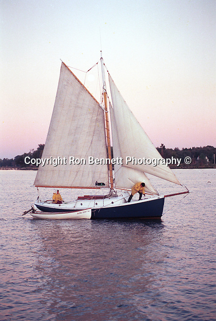 Sail boat on Chesapeake Bay is largest estuary in the United States surrounded by Maryland and Virginia, Fine Art Photography by Ron Bennett, Fine Art, Fine Art photography, Art Photography, Copyright RonBennettPhotography.com ©