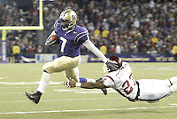 UW Vs WSU APPLE CUP 11-23-03