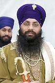Vaisakhi Mela - Sikh New Year Celebrations in London. Performer / Musician