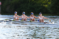 Race: 83  Event: J16 4x<br /> Crew: 265  Club: Latymer Upper Sch<br /> <br /> Henley Women's Regatta 2018<br /> Friday<br /> <br /> To purchase this photo, or to see pricing information for Prints and Downloads, click the blue 'Add to Cart' button at the top-right of the page.