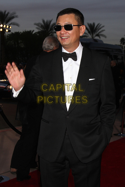 PALM SPRINGS, CA - January 04: Wong Kar-wai at the 25th Annual Palm Springs International Film Festival, Palm Springs Convention Center, Palm Springs,  January 04, 2014. <br /> CAP/MPI/JO<br /> &copy;Janice Ogata/MPI/Capital Pictures
