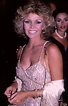 Deanna Lund on October 1, 1984 in New York City.