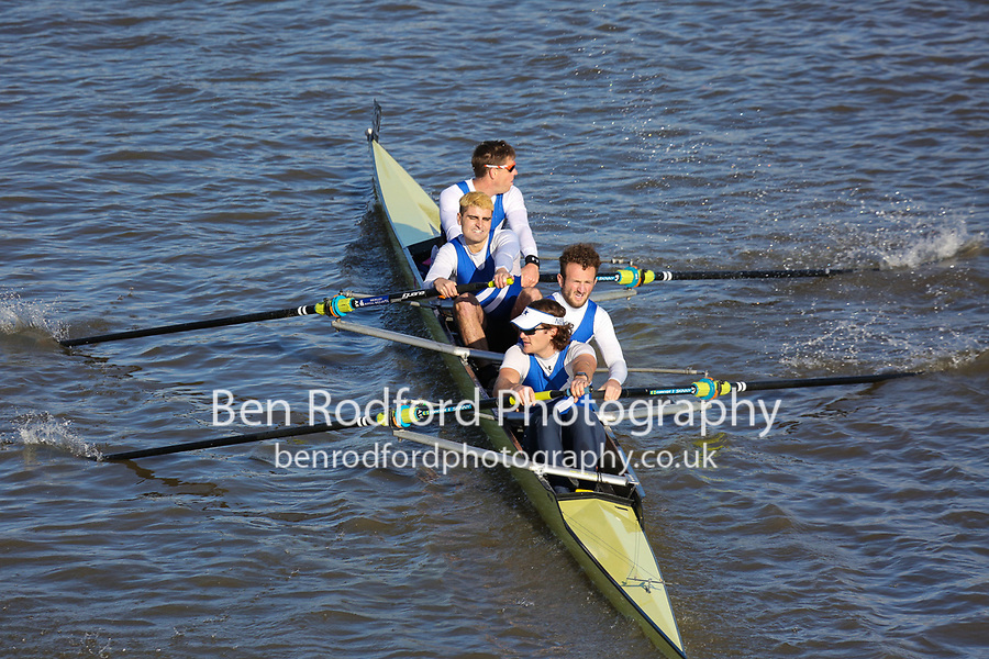 Crew: 242  QBC (A)  Quintin BC (H Robins)  4- Chall<br /> <br /> Fours Head of the River 2018<br /> <br /> To purchase this photo, or to see pricing information for Prints and Downloads, click the blue 'Add to Cart' button at the top-right of the page.