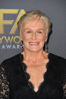 LOS ANGELES, CA. November 04, 2018: Glenn Close at the 22nd Annual Hollywood Film Awards at the Beverly Hilton Hotel.<br /> Picture: Paul Smith/FeatureflashLOS ANGELES, CA. November 04, 2018: Wendy Starland at the 22nd Annual Hollywood Film Awards at the Beverly Hilton Hotel.<br /> Picture: Paul Smith/Featureflash